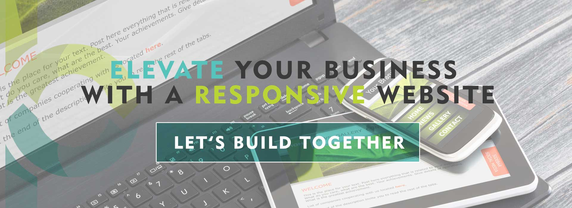 Elevate Your Business with a Responsive Website