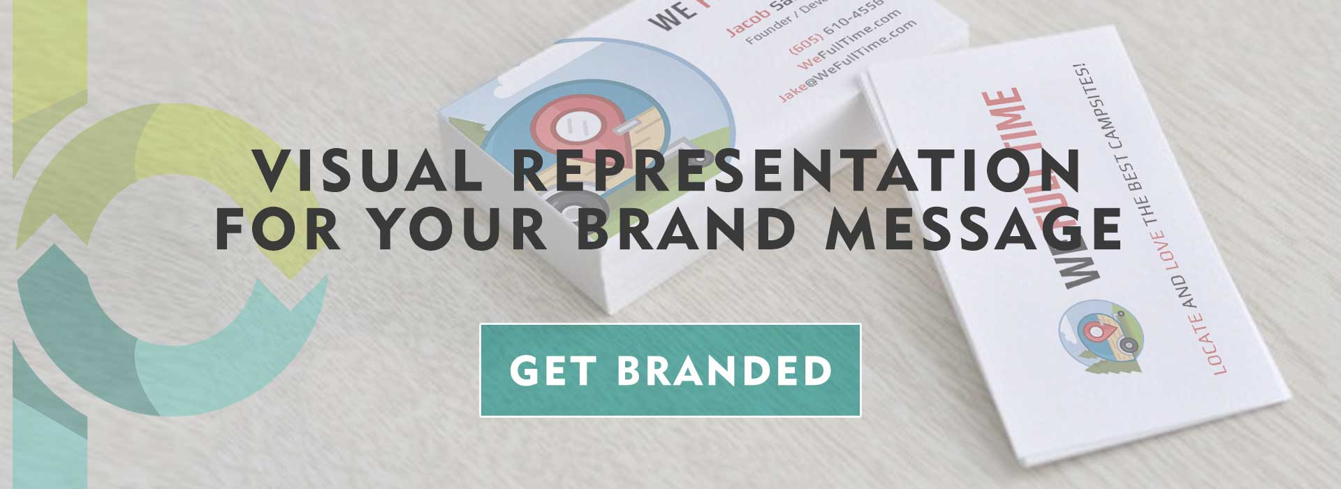 Visual Representation for Your Brand Message